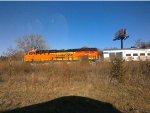 BNSF 7153 (Last Train?)